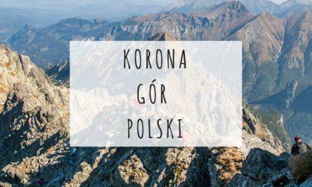 Korona Gór Polski w 365 dni