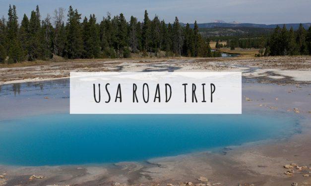 USA Road Trip czyli RUSZAMY NA PODBÓJ AMERYKI!