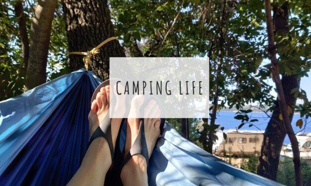 Życie na campingu